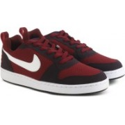 Nike COURT BOROUGH LOW Sneakers For Men(Red)