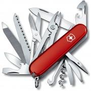 VICTORINOX | Nůž kapesní HANDYMAN 91mm ČERVENÝ