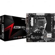 Placa de baza A320M PRO4 R2.0 , Micro ATX , Sloturi 4 , DDR4 , Chipset AMD A320 , Socket AM4