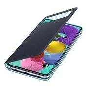Samsung S View Wallet Cover für Galaxy A51 - schwarz