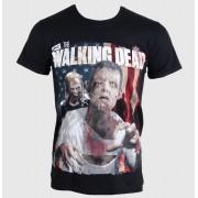 tricou cu tematică de film bărbați The Walking Dead - Zombie - PLASTIC HEAD - PH8471