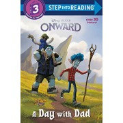 A Day with Dad (Disney/Pixar Onward), Paperback/Random House Disney