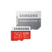 Paměťová karta SAMSUNG MB-MC256GA/EU micro SDHC 256GB CL10 s adaptérem