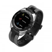 Bakeey L3 1.2inch Round Screen Slim Heart Rate Monitor Multi-sport Mode Fitness Tracker Smart Watch