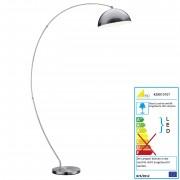 Trio Osram LED Bogenlampe RL177, Stehleuchte Standleuchte Bogenleuchte, dimmbar 183cm EEK A+ 18W ~ Variantenangebot