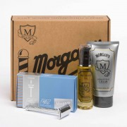 Set cadou Morgan's Shaving Gift Set