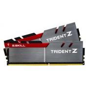 DDR4 32GB (2x16GB), DDR4 3200, CL14, DIMM 288-pin, G.Skill Trident Z F4-3200C14D-32GTZ, 36mj