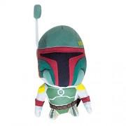 "Star Wars Boba Fett Super Deformed 7"" Plush Toy"