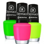 Dermacol Neonový lak na nehty 5 ml č.14 Kiss