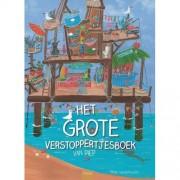 Het grote verstoppertjesboek van Piep - Thaïs Vanderheyden