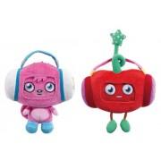 Moshi Monsters App Monster Poppet and Luvli