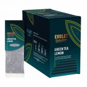 Ceai Green Tea Lemon Grand Pack Evolet Selection 80g (20 plicuri x 4g)