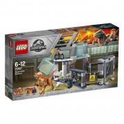 LEGO Jurassic World ontsnapping van Stygimoloch 75927