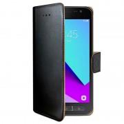 Capa tipo Carteira Celly Wally para Samsung Galaxy Xcover 4 - Preto