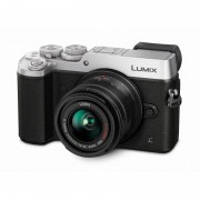 Panasonic Lumix DMC-GX8 + 14-42mm F/3.5-5.6 II Asph. O.I.S. - ARGENTO - 2 Anni Di Garanzia