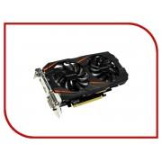 Видеокарта GigaByte GeForce GTX 1060 1582Mhz PCI-E 3.0 3072Mb 8008Mhz 192 bit 2xDVI HDMI HDCP GV-N1060WF2OC-3GD