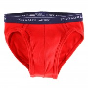 Ralph Lauren Slip Classic Low Rise rouge