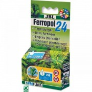 Fertilizant lichid JBL Ferropol 24 50 ml pentru 50000 l