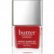 Butter london - patent shine 10x smalto 11 ml - her majesty's red