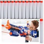 Yosoo Yosoo 50pcs 7.2cm Toy Gun Soft Bullet Toy Bullet Refill Darts Sniper Bullet Blaster for Nerf N-Strike Mega Centurion Toy Gun