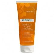 Klorane gel doccia emolliente dolcezza 200 ml