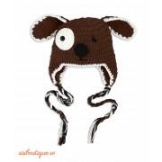 Caciula tricotata copii Azorel