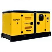 KDE 145 S3 Kipor Generator de curent trifazat , putere maxima 138 kVA