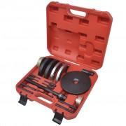 vidaXL Комплект инструменти от 19 части за лагер на главината за Ford и др.
