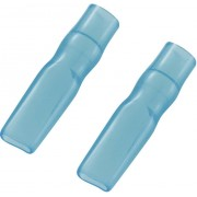 Manson de izolare din PVC moale pentru papuci polati neizolati 2,8 mm, albastru