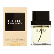 Eau de Toilette Carolina Herrera Chic For Men 60ml