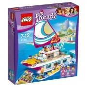 Lego Friends O catamarã 41317