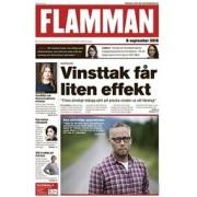 Tidningen Flamman 50 nummer