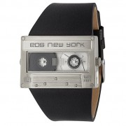 EOS New York Mixtape Watch Black/Silver 302SBLKSIL