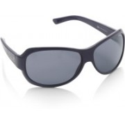Diesel Oval Sunglasses(Blue)