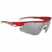 Salice 012 CRX Photochromic Sunglasses - Red/Grey