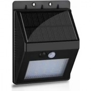 Rhonnium Sensor Motion Solar LED Wall Light