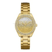 Guess Orologio Quarzo Donna With Crystal W0987L2