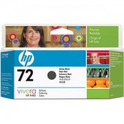 HP 72 (C9403A) 130 ml Matte Black Ink Cartridge with Vivera Ink