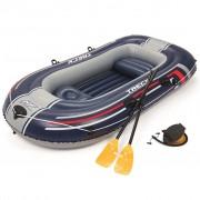 Bestway Hydro-Force Надуваема лодка Treck X2 Set 255x127 см 61068