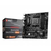 MB, MSI B450M BAZOOKA MAX WiFi /AMD B450/ DDR4/ AM4 (911-7C87-001)