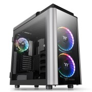 Kućište Thermaltake Level 20 GT RGB Plus, srebrna, E-ATX, 24mj (CA-1K9-00F1WN-01)