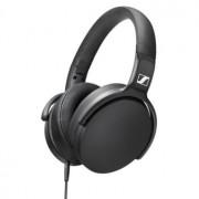 HEADPHONES, Sennheiser HD 400S, Microphone, Black (508598)
