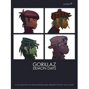 Gorillaz -- Demon Days: Piano/Vocal/Chords