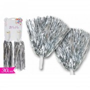 Pon pon 2pezzi (argento) 707739 617