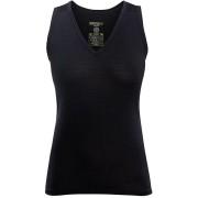 Devold W's Breeze Singlet Black (950) S 2019 Löparlinnen
