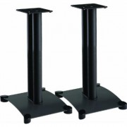 "Sanus SF22-B1 Black Pair 22"""" Speaker Stands"