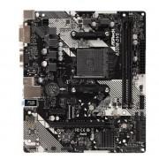 Placa de baza ASRock A320M-DVS R4.0, AMD A320, AMD AM4, DDR4, mATX