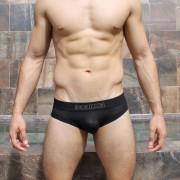 McKillop Bulge Envy Custom Sphere Brief Underwear Black BBSP-BK1