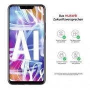 Huawei Mate20 Lite, Dual Nano-SIM smartphone-bundel (16 cm (6,3 inch), 64 GB intern geheugen, 4 GB RAM, 20 MP + 2 MP camera, Android 8.1, EMUI 8.2), saffierblauw., 64GB