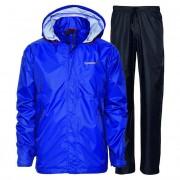Didriksons Tigris Unisex Rainwear / Anoraks Set Top & Bottom Indigo 548175